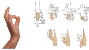 masažas ir varpos padidėjimas)